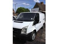 Ford transit 2007 with 12 months mot