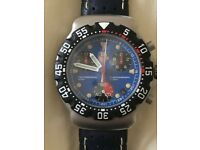 Tag Heuer Chronograph F1 CA1210-1 Boxed with Paperwork Rare Model