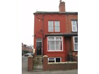 Spacious one bedroom, first floor flat with gas & water bills included in rent.