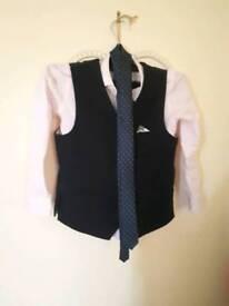 Boys next suit size 3