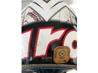 Child's motocross helmet