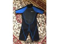Mountain Warehouse Wetsuit aged 9-10 yrs
