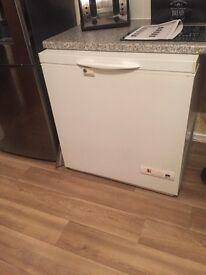 Large box chest freezer