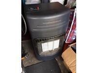 Proratable gas heater