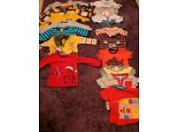 Boys clothes bundle age 9-12 months