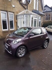 Toyota IQ 2 VVT-1 EXTREME ECONOMY Car. Superior condition in and out.MOT. Zero tax rated.60+mpg!!!
