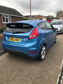 For sale - Ford Fiesta Zetec S