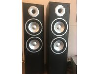 Acoustic Solutions amp, CD player and 2 x silverstone 220 speakers