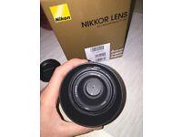 Nikon AF-S Nikkor f/1.8G Lens 50 mm