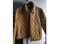 Apache italian leather coat
