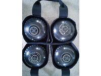 Set of Almark-de-luxe de-luxe bowls size 3