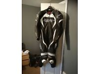 Size 42 RST Tractech Evo 2 one-piece motorcycle leathers (bike leathers, race leathers etc.)