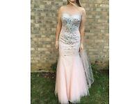 Prom dress size S by Jora
