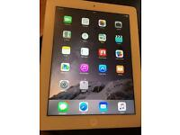 iPad 3 32GB wifi and cellular unlocked