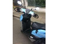 Moped 125cc