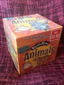 BrainBox Animals Game