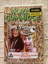 Worzel Gummidge Dvd. New and sealed