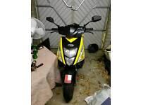 TGB Moped 2013 plate