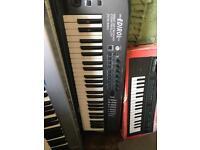 Roland Edirol PCR m50 midi keyboard