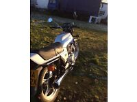 Honda super dream 250 No MOT Starts runs and rides fine Nice bike for someone to put a bit of tlc to