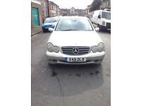 Mercedes c clas 220 Cdi elegance