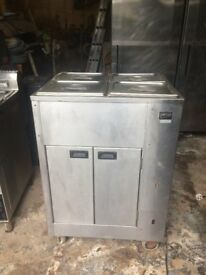 Victor stainless steel bain marie