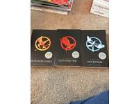 Hunger games book set