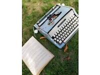 Vintage retro 'Brother' typewriter