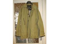 Man's Barbour jacket