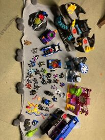 Imaginext whole collection