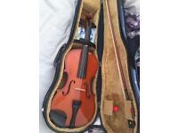 Andreas Zeller full size violin 4/4