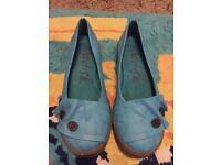 Blowfish shoes (size 6)