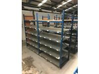 Heavy Duty Industrial/Warehouse/Garage Shelving |Large Quantity Available|