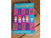 Jaqueline Wilson - Clean Break