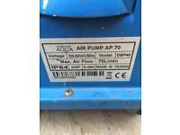 Evolution aqua airtech 70ltr air pump