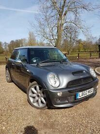 Mini Cooper S supercharged 170bhp