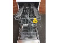 Beko Slimline Dishwasher,10 place settings, A+ Energy Rating, Free delivery available.