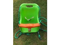 Child's swing seat, excellent condition