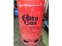 Large 19kg AtlaGas / FloGas Propane Bottle ( ALMOST FULL)