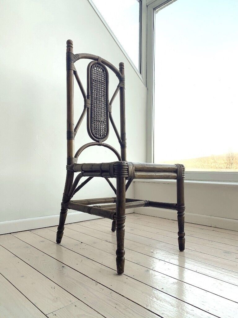 Classic bamboo rattan chair | in Bath, Somerset | Gumtree