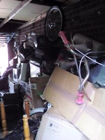 Garage clearance at cheap prices