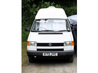 VW Campervan T4 Holdsworth with only 64k