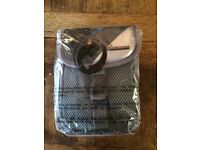 COSMO DIGITAL CAMERA BAG (Grey) : BRAND NEW, UNUSED, STILL PACKAGED : SUPER shoulder or belt bag