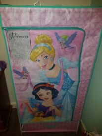 Princess wardrobe fabric