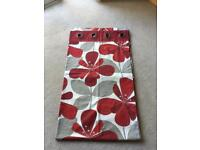 """Fully lined next curtains 53x90"""" approx"""