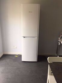 Hotpoint fridge freezer in excellent condition and in great working order frost free