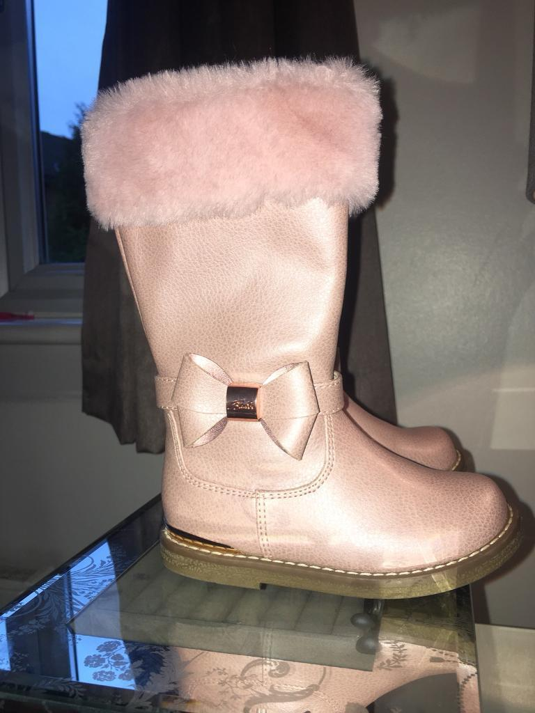6b8ea0352 New Girls ted baker boots | in Glasgow | Gumtree