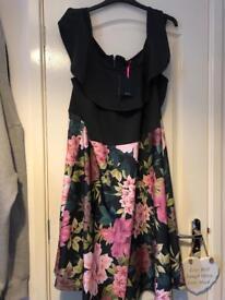 Plus size brand new Bardot dress