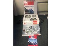 Brand new, unused, Zurchner and Zumefa Luxury 12 Piece Cookware Set. Professional Grade Equipment