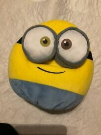 Minion Bob cushion